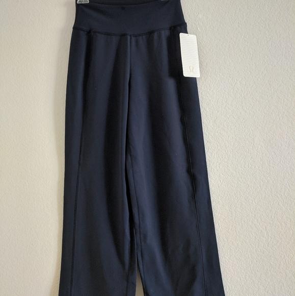 2ca2d63d52 lululemon athletica Pants   Lululemon Wide Leg Yoga   Poshmark